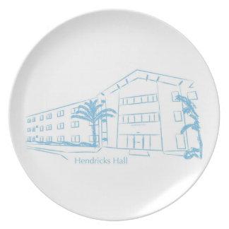 Hendricks Dinner Plate