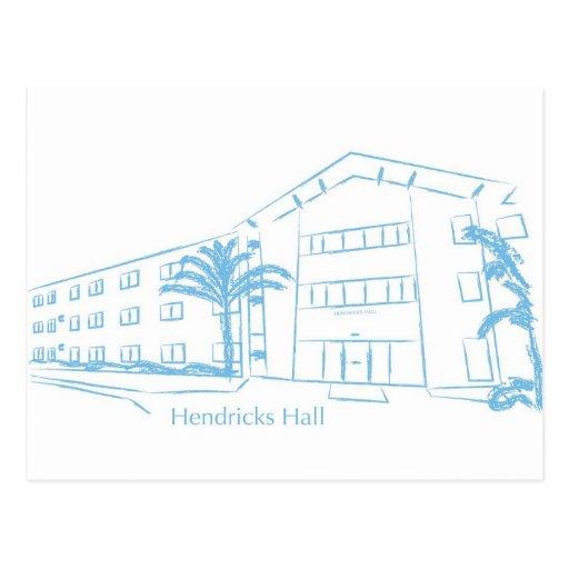 Hendricks Tarjetas Postales