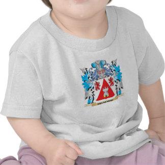 Hendrik Coat of Arms - Family Crest Tee Shirt