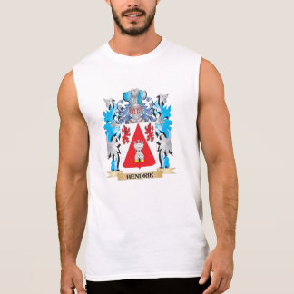 Hendrik Coat of Arms - Family Crest Sleeveless T-shirt