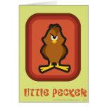Henery Hawk Little Pecker Card