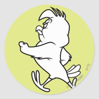 Henery Hawk Walking Sticker