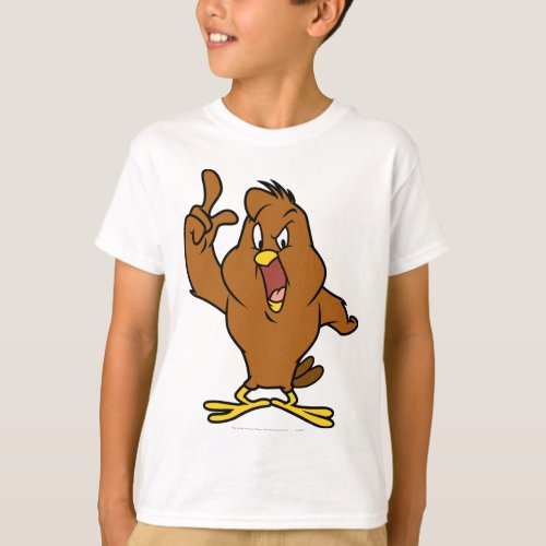 Henery Hawk Yelling T_Shirt