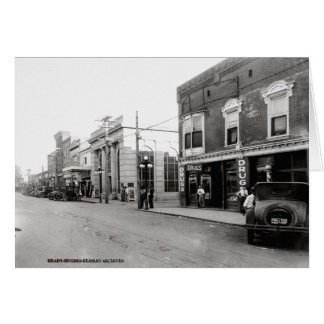 Henessee Drug Store-McMinnville, Tennessee 1926 Cards