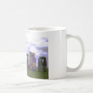 Henge de piedra taza de café