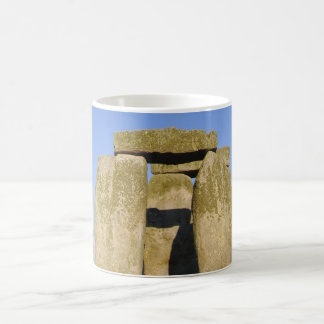 Henge de piedra tazas de café