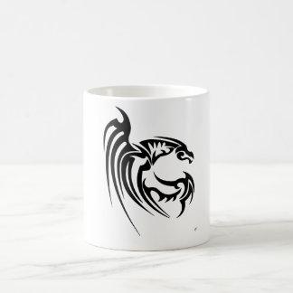 Henham Black Dragon Coffee Mug