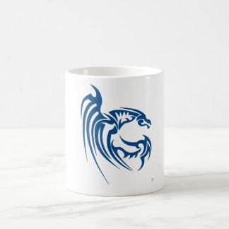 Henham the Blue Dragon Coffee Mug