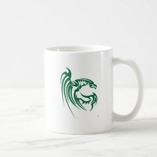 Henham the Green Dragon Coffee Mug