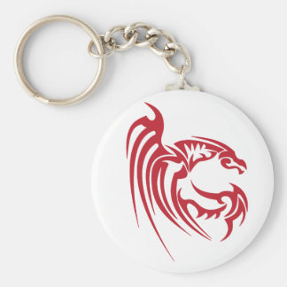Henham the Red Dragon Keychain