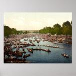 Henley-en-Thames Inglaterra Poster