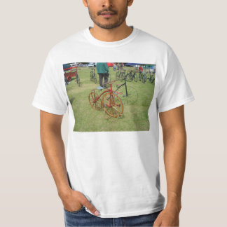 Henley on Thames, Antique bicycles 2 T-Shirt