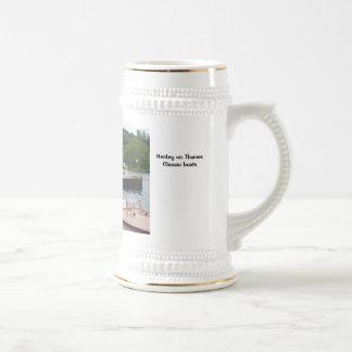 Henley on Thames Classic boats Coffee Mug