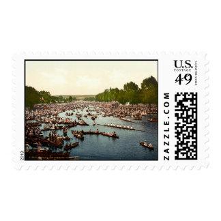 Henley-on-Thames England Postage Stamp