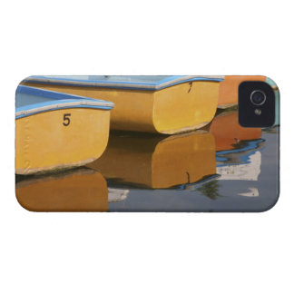 Henley-on-Thames row boats on the Thames River, Case-Mate iPhone 4 Case