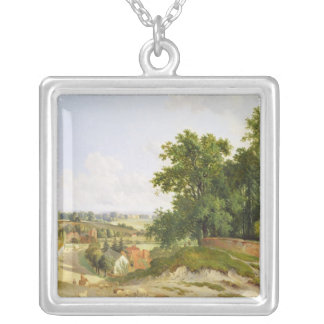 Henley on Thames Silver Plated Necklace