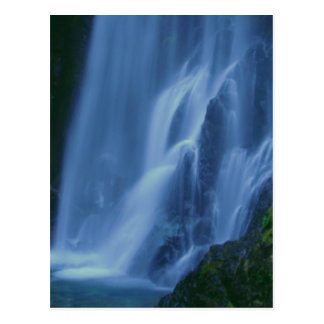 Henline Falls Postcard