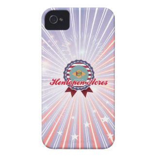 Henlopen Acres, DE iPhone 4 Cases