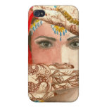 Henna Bride iPhone 4/4S Cover