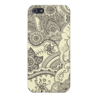 Henna Case Cases For iPhone 5