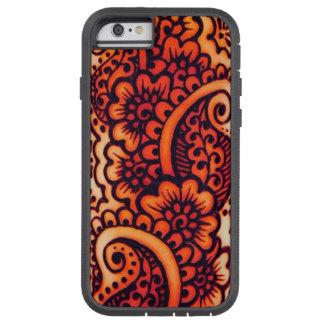 Henna design tough xtreme iPhone 6 case