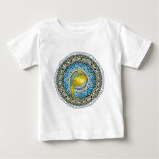Henna Elephant Mandala Ganesha Mindfulness Gifts Baby T-Shirt