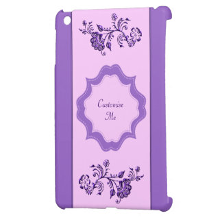 Henna Floral Cover For The iPad Mini