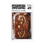 Henna Goddess Stamp