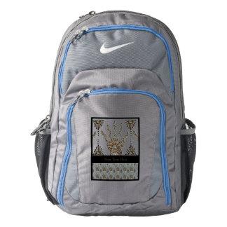 Henna Hand (Brown) Nike Backpack