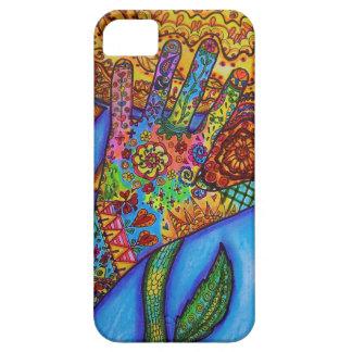 Henna Hand iPhone Case