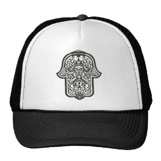Henna Hand of Hamsa Original Hats