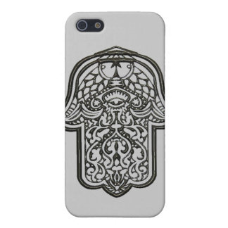 Henna Hand of Hamsa (Original) iPhone SE/5/5s Case