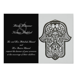 Hamsa hand wedding