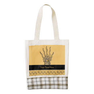 Henna Hand (Original) Zazzle HEART Tote Bag
