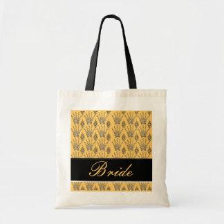 Henna Hand (Wedding) Tote Bag