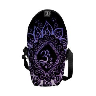 Henna Hindu Symbol hand bag