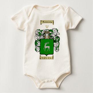 Hennessy Baby Bodysuit