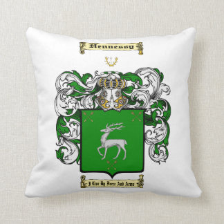Hennessy Throw Pillow