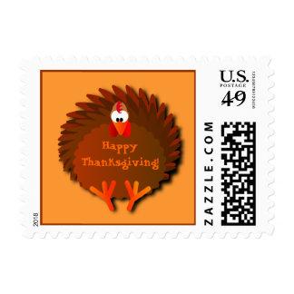 Henny Thanksgiving Stamp