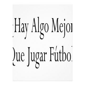 Heno Algo Mejor Que Jugar Futbol Tarjetones