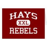 Heno - rebeldes - High School secundaria del heno  Felicitación