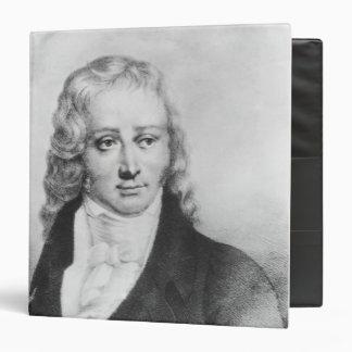 Henri Benjamin Constant de Rebecque 3 Ring Binder