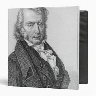 Henri Benjamin Constant de Rebecque  as Deputy Binder