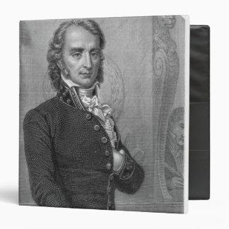 Henri Benjamin Constant de Rebecque at the 3 Ring Binder