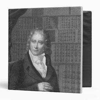 Henri Benjamin Constant de Rebecque Binder
