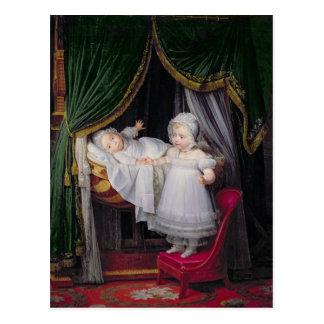 Henri-Charles-Ferdinand of Artois Postcard