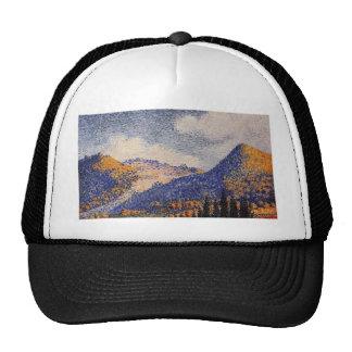 Henri Cross- Landscape, Little Maresque Mountains Trucker Hat