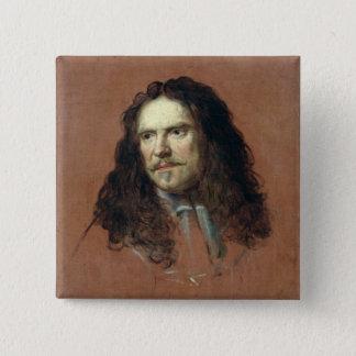 Henri de La Tour d'Auvergne  1665-68 Button