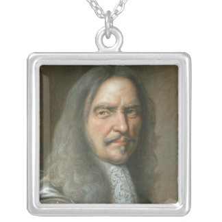 Henri de La Tour d'Auvergne  Vicomte de Turenne Silver Plated Necklace