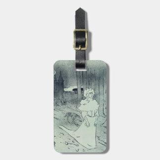 Henri de Lautrec- The Chatelaine (The Tocsin) Tags For Bags